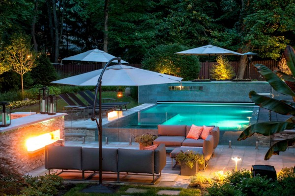 Landscape Architects-Lighting Design Bergen County NJ