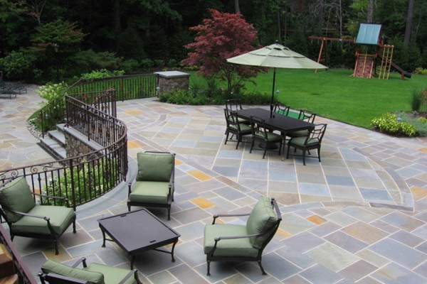 Landscape Architects Patio Design Bergen County NJ