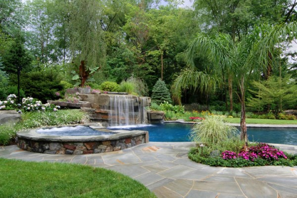 Landscape architecture firm bergen county nj for Pool design nj