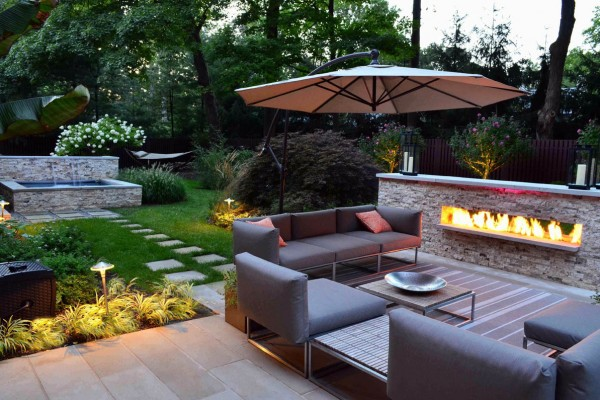 Outdoor living Designs Landscape NJ architect 600x400 NJ Landscape Design Company