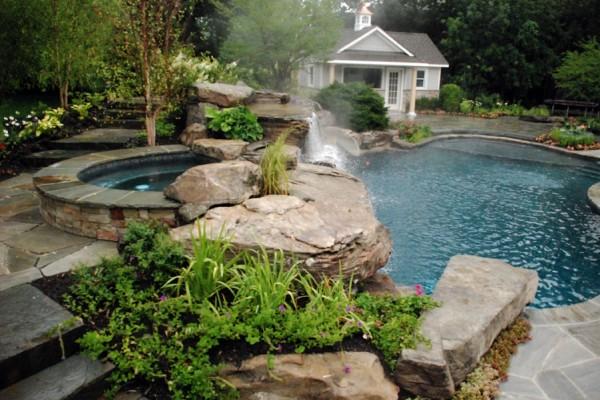 NJ custom swimming pool company 600x400 Pool & Landscaping Testimonials