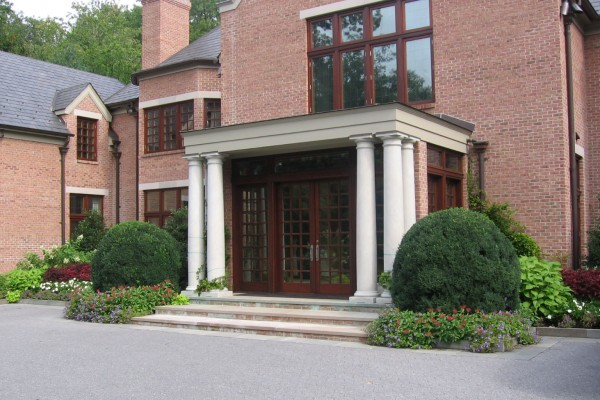 NJ landscaping masonry company 600x400 Pool & Landscaping Testimonials