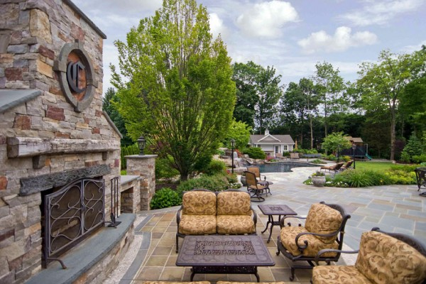 Outdoor living natural stone masonry mahwah nj 600x400 Natural Stone Mason Contractor