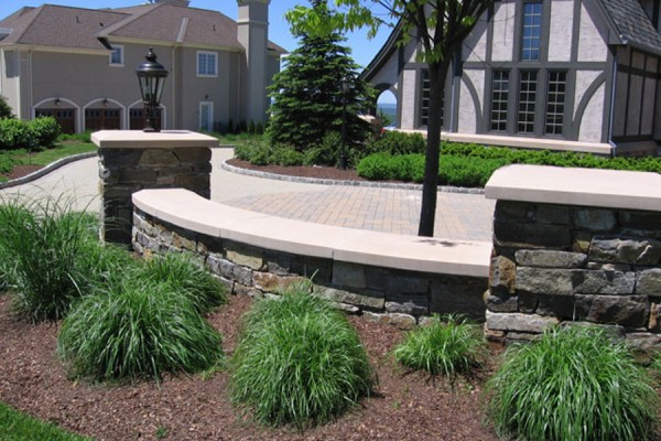 classic outdoor natural stone masonry 600x400 Natural Stone Mason Contractor