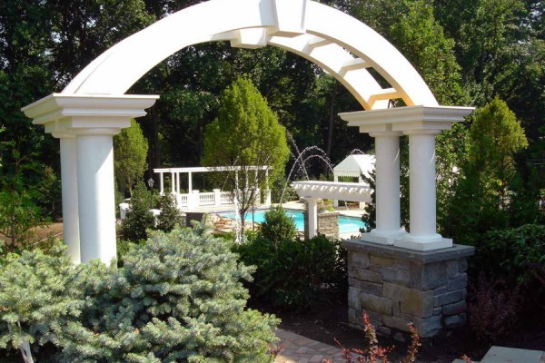Custom Pergolas Gazebo Amp Luxury Outdoor Garden Structures Nj