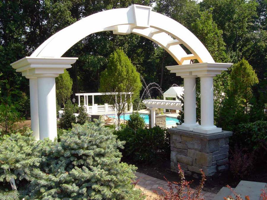 Custom Pergolas Gazebo Amp Luxury Outdoor Garden Structures Nj