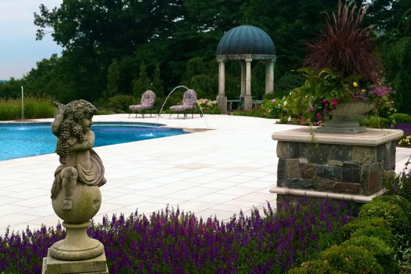 custom swimming pool estate maintenance company 600x400 Estate Management  Pool, Lawn & Garden Maintenance