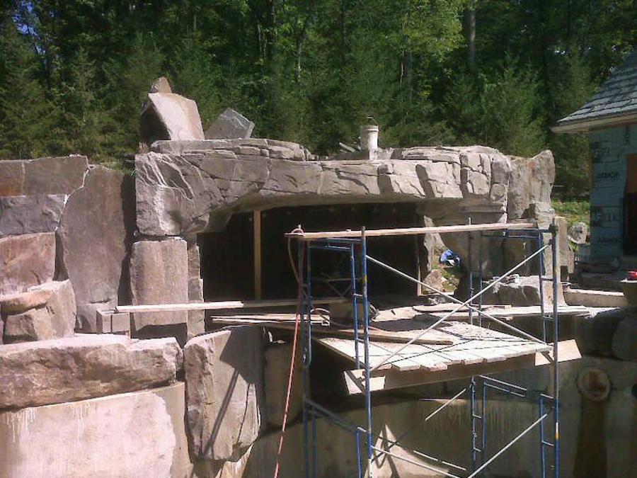 Inground pool construction expert nj builders - Inground swimming pools new jersey ...