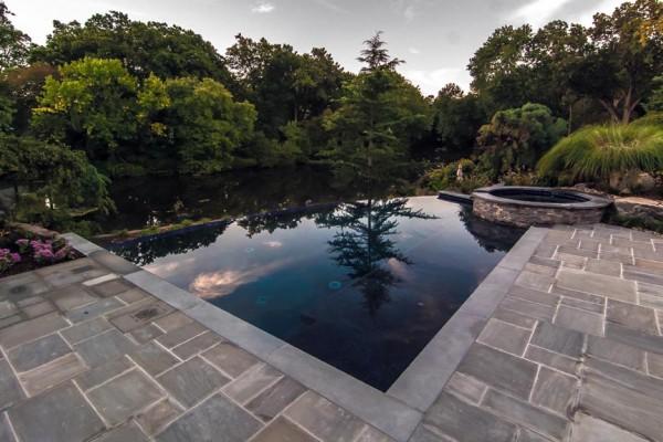 inground swimming pool design and installation natural 600x400 Pool Design