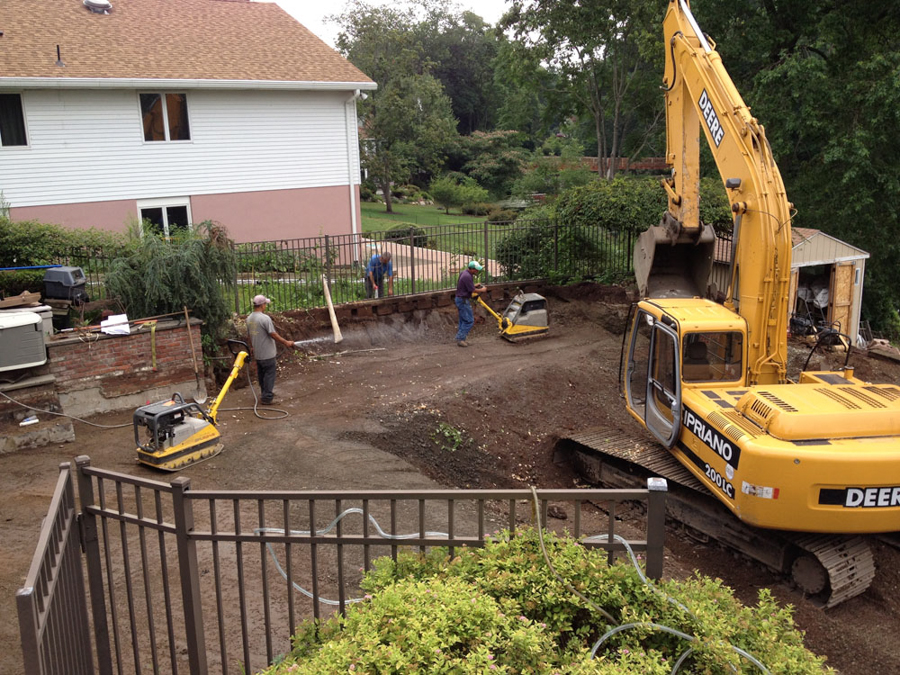 Top landscape construction contractor award bergen county nj - American swimming pool and spa association ...