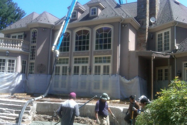 landscape masonry construction NJ 600x400 Landscape Construction