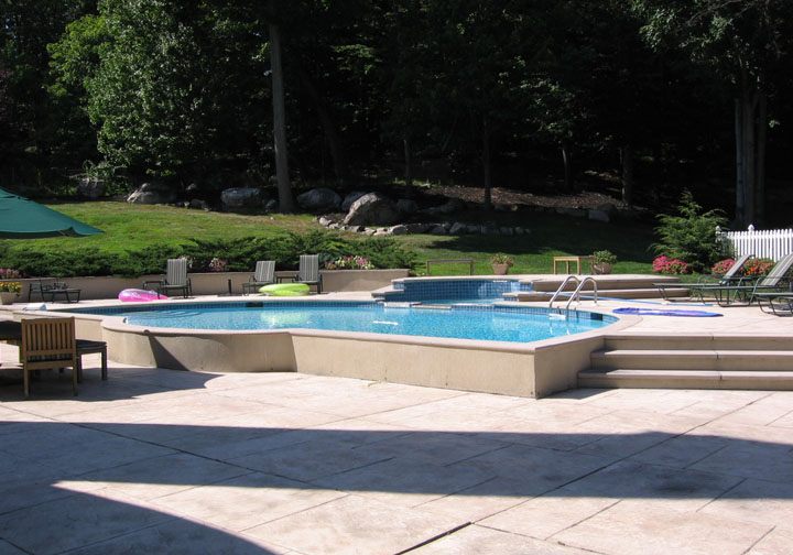 Swimming Pool Renovation Ideas : Swimming pool spa renovations nj builder