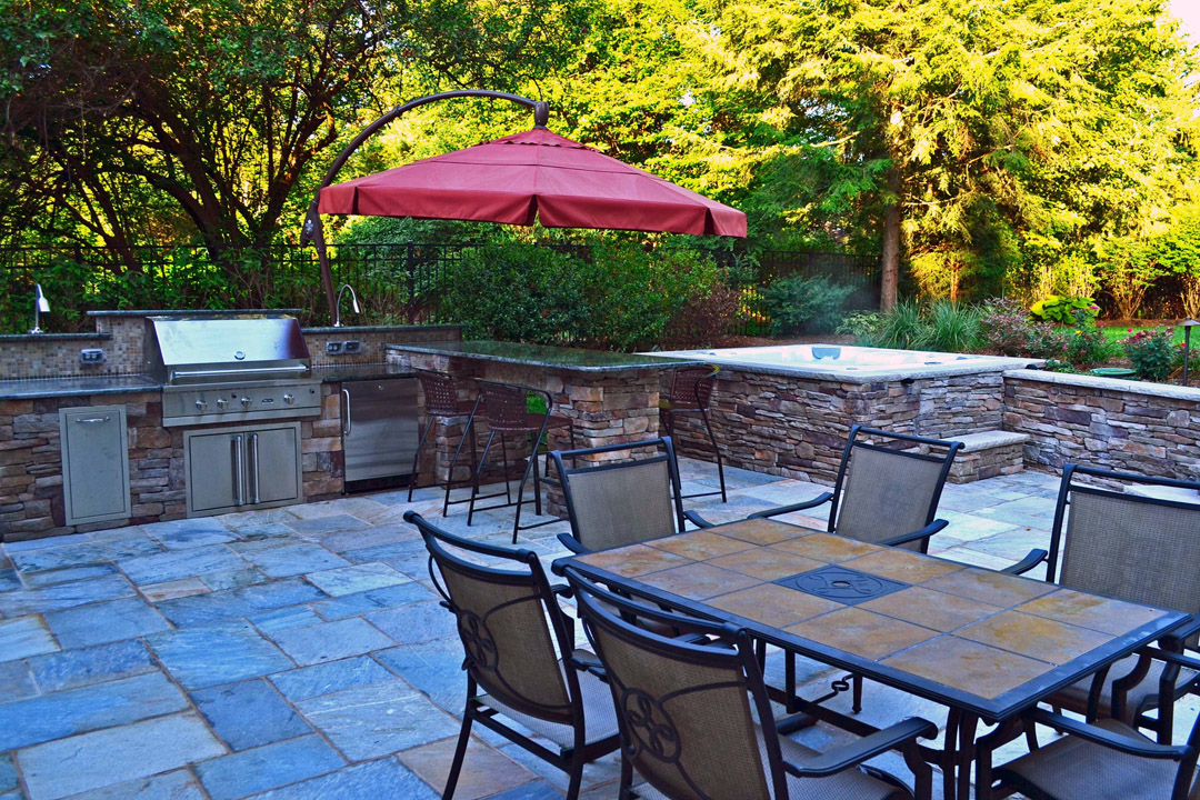 Outdoor Kitchen Amp Bbq Design Amp Installation Bergen County Nj