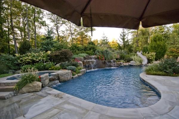 natural swimming pool testimonial 600x400 Pool & Landscaping Testimonials