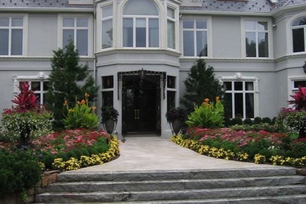 nj landscaping curb appeal design installer 600x400 Landscaping & Gardens