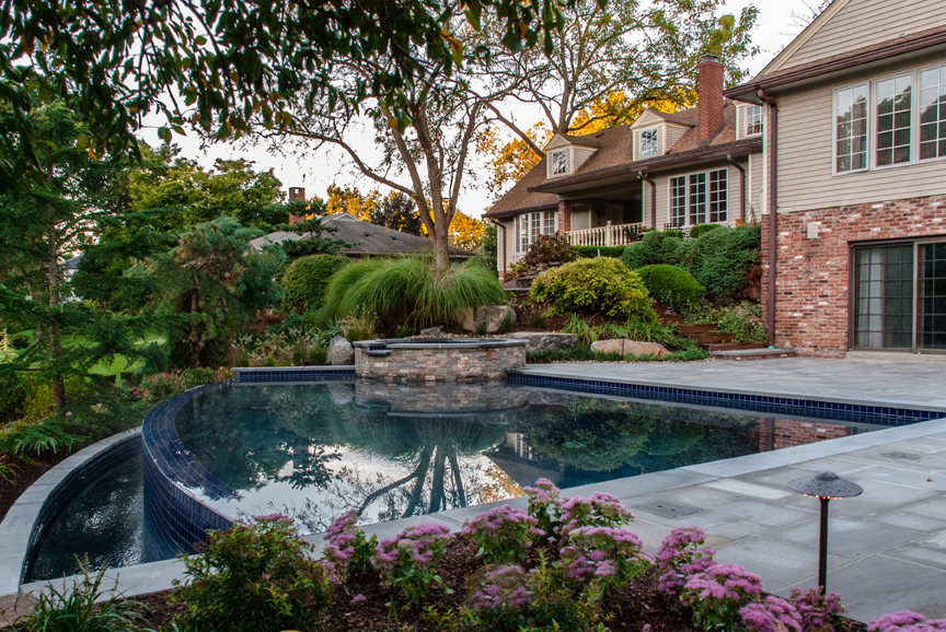 Pool landscaping testimonials cipriano landscape design for Cipriano landscape design