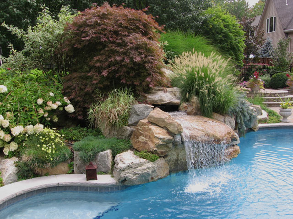 Nj planting design ideas for formal natural landscapes - American swimming pool and spa association ...