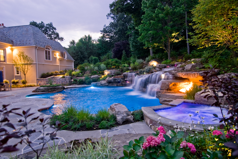 2013 best pool design award indooroutdoor swimming pool ideas nj - Design A Swimming Pool
