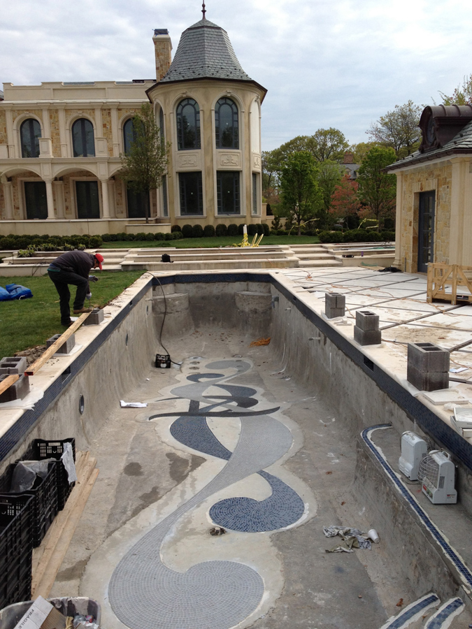 Inground pool construction expert nj builders for Pool show lyon france