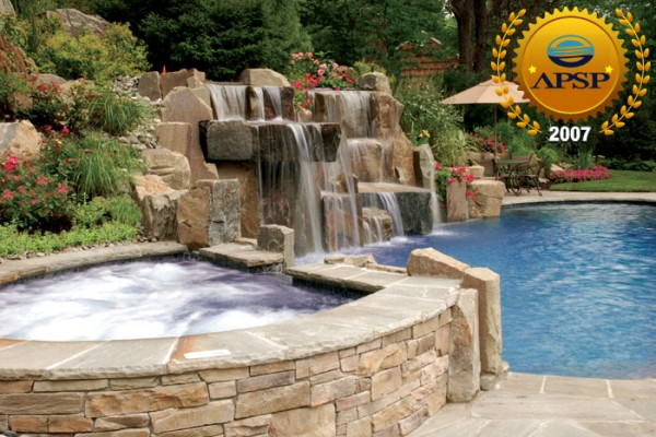 award winning awards best pool photos 600x400 Award Winning Pools & Landscaping