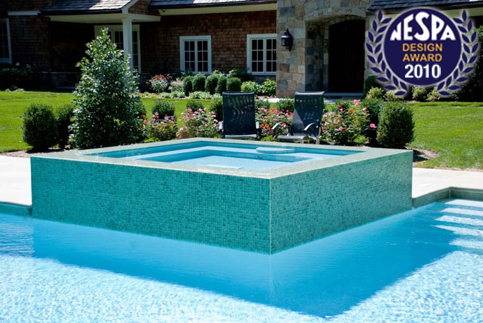 Award winning pool landscaping 2013 best design winner for Swimming pool and spa design