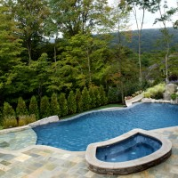 infinity swimming pool spa stone patio design mahwah nj 200x200 DESIGN A SWIMMING POOL WITHIN BUDGET!