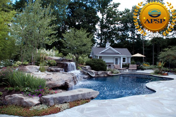 inground pools inground swimming pool 600x400 Award Winning Pools & Landscaping