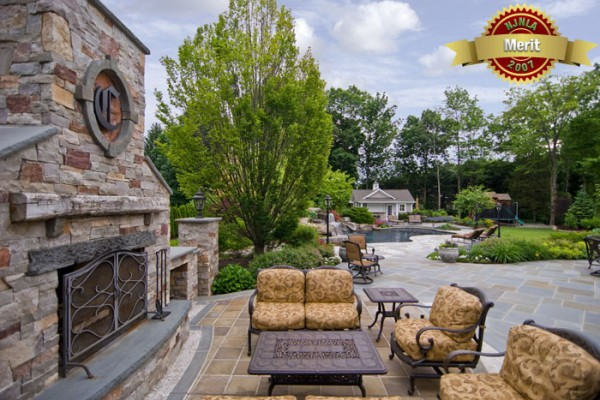 landscape design nj landscape design 600x400 Award Winning Pools & Landscaping
