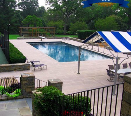 landscaping landscape design 450x400 Award Winning Pools & Landscaping