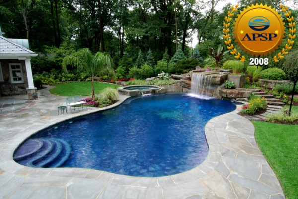 nj pool design pool design 600x400 Award Winning Pools & Landscaping
