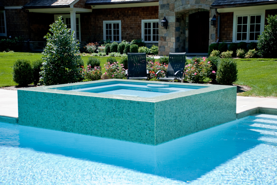 Swimming Pool And Spa Design - Home Design Ideas