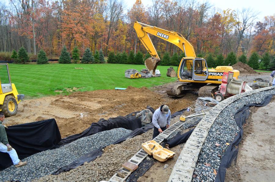Inground Pool Construction Expert Nj Builders