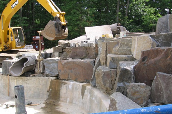 slide-and-waterfall-inground-pool-builders-construction