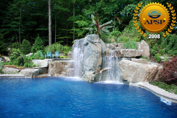 swimming pools custom swimming pools 600x400 Award Winning Pools & Landscaping