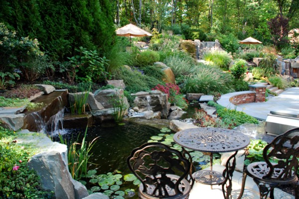 water features nj 4 600x400 Waterfall & Fountains