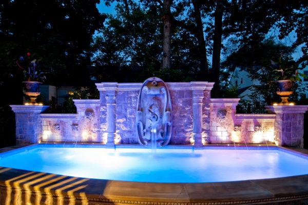 All-Glass-Tile-Pool-&-Fountain -Ridgewood NJ-Welch-Full-View