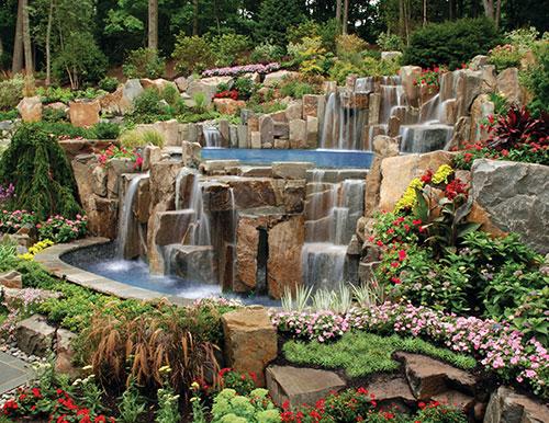 Infinity Edge Pool- Saddle River, NJ.