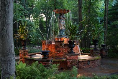 01394103566caping Ideas for Fountains 2 LANDSCAPING IDEAS   NEW FOUNTAIN BY HADDONSTONE FOR 2014