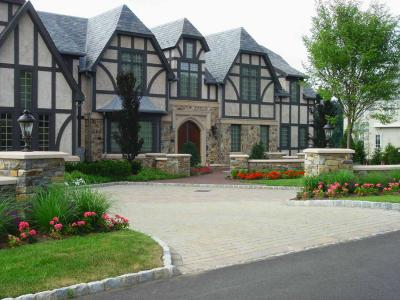 01394676899m paver driveway design and installation nj 2 ECO FRIENDLY PAVER DRIVEWAY DESIGN & INSTALLATION   NORTHERN NJ