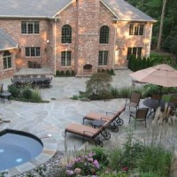 01399459127Tennessee Crab Orchard Pool Patio Design Installation Bergen County Northern NJ 2 200x200 NATURAL POOLS   IRREGULAR STONE PATIO DESIGN AND INSTALLATION