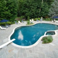 01399891539ular Pool Patio Renovation Design and Installation Bergen County Northern NJ 2 200x200 NATURAL POOLS   IRREGULAR STONE PATIO DESIGN AND INSTALLATION