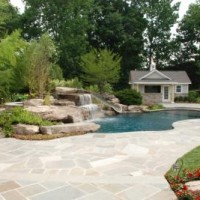 01399891849Tennessee Crab Orchard Pool Patio Design Installation Construction Bergen County Northern NJ 2 200x200 NATURAL POOLS   IRREGULAR STONE PATIO DESIGN AND INSTALLATION
