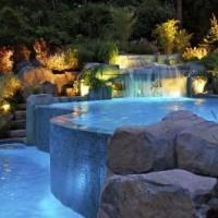 01401966705waterfall design bergen county northern NJ 2 200x200 WHY ADD WATERFALLS TO YOUR SWIMMING POOL DESIGN?
