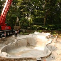 1366053187und swimming pool construction crane waterfall nj 2 200x200 ALPINE NJ   COOL LANDSCAPE & POOL RENOVATIONS & CONSTRUCTION