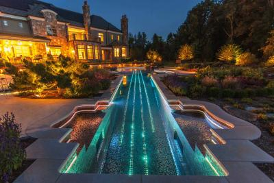 31393935517cape and Pool Night Lighting Design with Fiber Optics and Color LED Lights 2 TOP SWIMMING POOL DESIGN TRENDS FOR 2014 PART 1   BY CIPRIANO