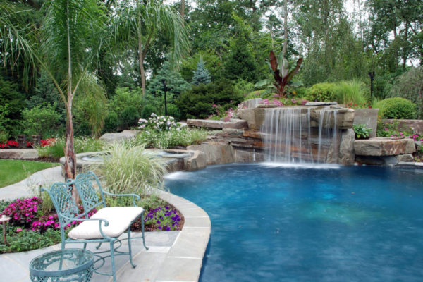 Swimming Pool Spa RenovationsNJ Builder Best Backyard Designs With Pool Remodelling