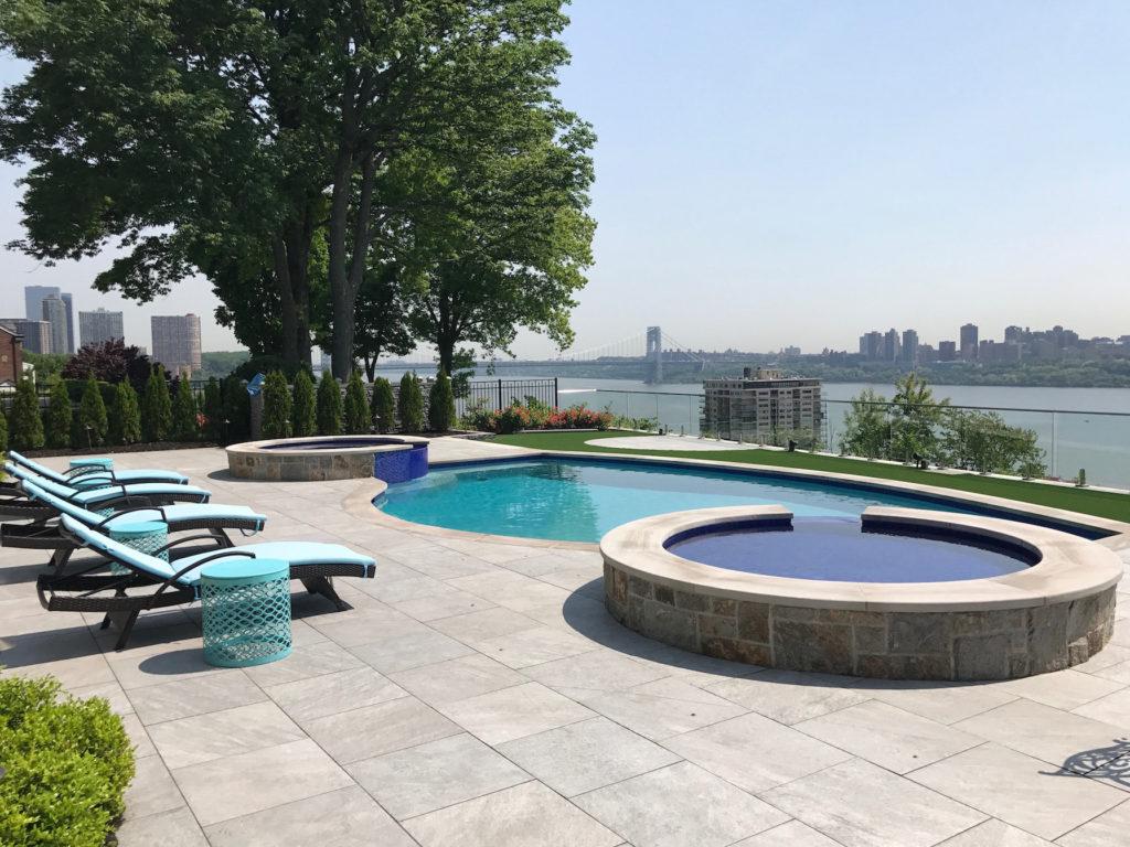 Luxury Swimming Pools- By 2x Best Design Winner-NJ